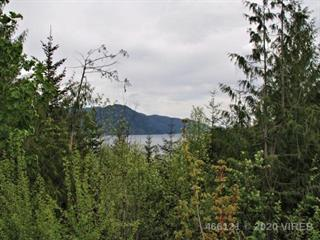 Lot for sale in Campbell River, Bowen Island, Lot B Discovery Passage, 466121 | Realtylink.org