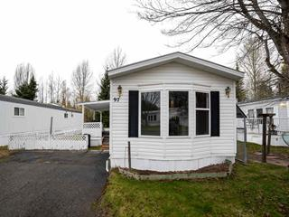 Manufactured Home for sale in Aberdeen PG, Prince George, PG City North, 97 1000 Inverness Road, 262456589   Realtylink.org