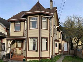 House for sale in Prince Rupert - City, Prince Rupert, Prince Rupert, 332 E 5th Avenue, 262475364 | Realtylink.org