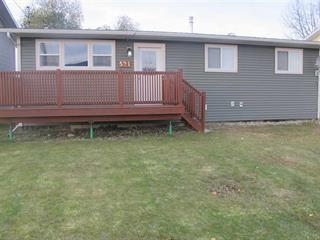 Manufactured Home for sale in Mackenzie -Town, Mackenzie, Mackenzie, 521 Babine Drive, 262434431 | Realtylink.org