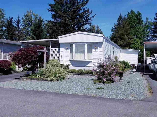 Manufactured Home for sale in Abbotsford West, Abbotsford, Abbotsford, 33 31313 Livingstone Avenue, 262449652 | Realtylink.org