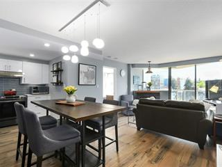 Apartment for sale in Fairview VW, Vancouver, Vancouver West, 601 1575 W 10th Avenue, 262476889 | Realtylink.org