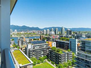 Apartment for sale in False Creek, Vancouver, Vancouver West, 1703 168 W 1st Avenue, 262476675 | Realtylink.org