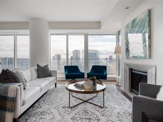 Apartment for sale in Coal Harbour, Vancouver, Vancouver West, 4204 1011 W Cordova Street, 262474330 | Realtylink.org