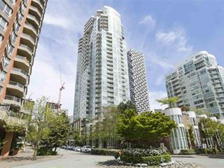 Apartment for sale in Yaletown, Vancouver, Vancouver West, 2803 1500 Hornby Street, 262475037 | Realtylink.org