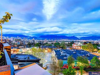 Apartment for sale in Mount Pleasant VE, Vancouver, Vancouver East, 607 233 Kingsway Street, 262475352 | Realtylink.org