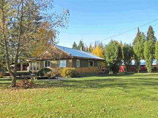 House for sale in Quesnel - Rural West, Quesnel, Quesnel, 997 Quesnel Canyon Road, 262457167 | Realtylink.org