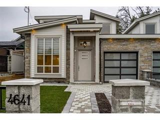 1/2 Duplex for sale in Metrotown, Burnaby, Burnaby South, 4641 Victory Street, 262474426 | Realtylink.org