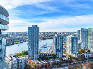 Apartment for sale in Yaletown, Vancouver, Vancouver West, 2703 89 Nelson Street, 262476267 | Realtylink.org