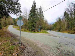 Lot for sale in Chilliwack River Valley, Chilliwack, Sardis, 4160 Slesse Road, 262469881 | Realtylink.org