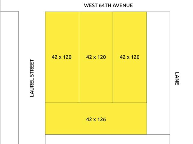Lot for sale in Marpole, Vancouver, Vancouver West, 8010 Laurel Street, 262462179 | Realtylink.org