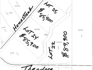 Lot for sale in Hobby Ranches, Prince George, PG Rural North, Lot 25 Homestead Road, 262463730 | Realtylink.org