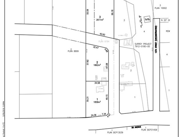 Lot for sale in Panorama Ridge, Surrey, Surrey, 12705 56a Avenue, 262455460 | Realtylink.org