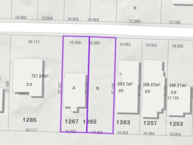 Lot for sale in Ambleside, West Vancouver, West Vancouver, 1275 Duchess Avenue, 262473104 | Realtylink.org