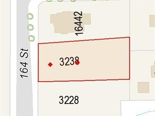Lot for sale in Morgan Creek, Surrey, South Surrey White Rock, 3238 164 Street, 262474591 | Realtylink.org