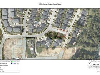 Lot for sale in Silver Valley, Maple Ridge, Maple Ridge, 13753 Blaney Road, 262471565 | Realtylink.org