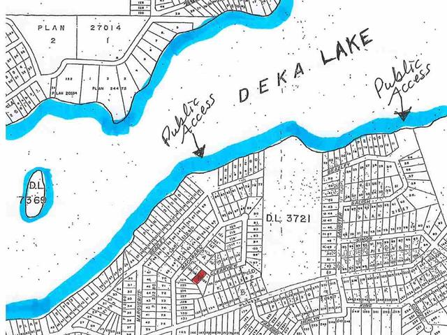 Lot for sale in Deka Lake / Sulphurous / Hathaway Lakes, 100 Mile House, Lot 107 Clearview Road, 262369431 | Realtylink.org