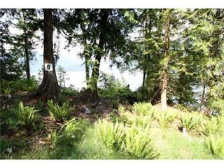 Lot for sale in Gibsons & Area, Gibsons, Sunshine Coast, Lot 6 Witherby Point Road, 262302529 | Realtylink.org