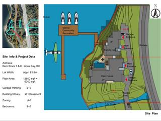 Lot for sale in Lions Bay, West Vancouver, West Vancouver, Blk7 Sea-To-Sky Highway, 262283110 | Realtylink.org