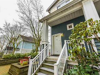 Townhouse for sale in Uptown NW, New Westminster, New Westminster, 44 123 Seventh Street, 262473849   Realtylink.org