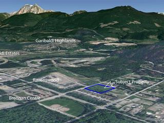 Lot for sale in Brennan Center, Squamish, Squamish, 1005 & 1009 Raven Drive, 262442530 | Realtylink.org