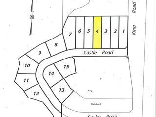 Lot for sale in Gibsons & Area, Gibsons, Sunshine Coast, Lot 4 Castle Road, 262443981 | Realtylink.org