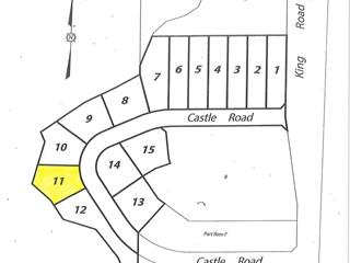 Lot for sale in Gibsons & Area, Gibsons, Sunshine Coast, Lot 11 Castle Road, 262444069 | Realtylink.org