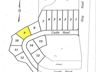 Lot for sale in Gibsons & Area, Gibsons, Sunshine Coast, Lot 9 Castle Road, 262444045 | Realtylink.org