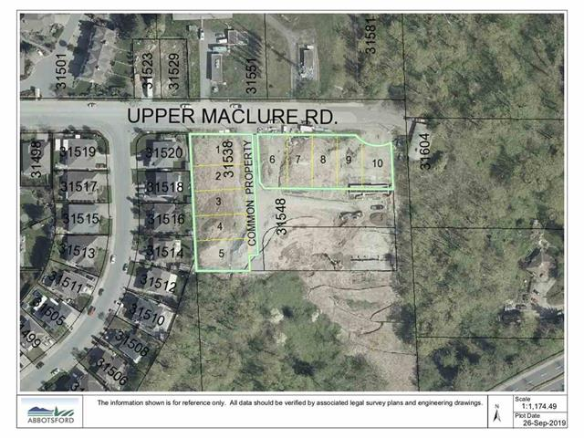 Lot for sale in Abbotsford West, Abbotsford, Abbotsford, Lt.6 31538 Upper Maclure Road, 262430389   Realtylink.org