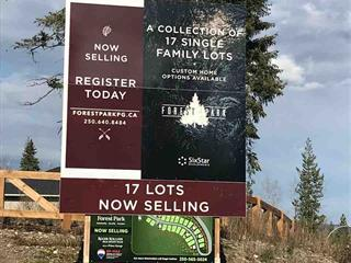 Lot for sale in Lower College, Prince George, PG City South, Lot 17 4393 Cowart Road, 262435217 | Realtylink.org
