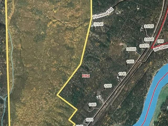 Lot for sale in Isle Pierre, Prince George, PG Rural West, Dl 3360 Isle Pierre Road, 262415012 | Realtylink.org
