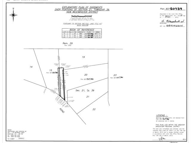 Lot for sale in Anmore, Port Moody, Port Moody, 2010 Ridge Mountain Drive, 262412904 | Realtylink.org