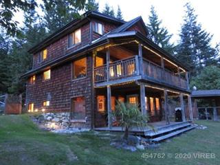 House for sale in Cortes Island, Harrison Hot Springs, 1529 Savannah Road, 454762 | Realtylink.org
