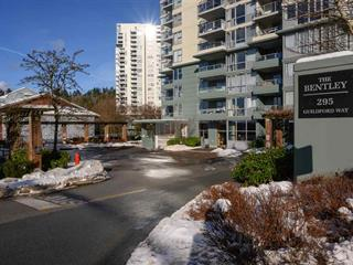 Apartment for sale in North Shore Pt Moody, Port Moody, Port Moody, 1206 295 Guildford Way, 262451809 | Realtylink.org