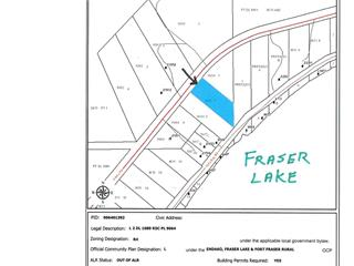 Lot for sale in Fraser Lake, Vanderhoof And Area, Lot 2 Stella Road, 262477340 | Realtylink.org