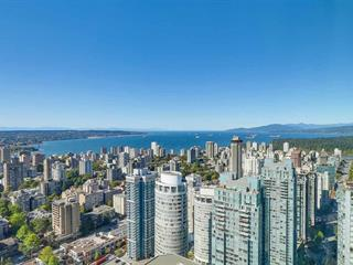 Apartment for sale in Coal Harbour, Vancouver, Vancouver West, 4303 1151 W Georgia Street, 262456276 | Realtylink.org