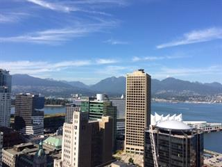 Apartment for sale in Downtown VW, Vancouver, Vancouver West, 3104 438 Seymour Street, 262423997 | Realtylink.org
