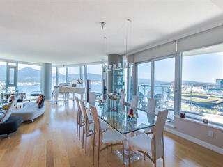 Apartment for sale in Coal Harbour, Vancouver, Vancouver West, 2302 1233 W Cordova Street, 262416989   Realtylink.org