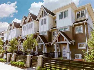 Townhouse for sale in McNair, Richmond, Richmond, 17 9728 Alberta Road, 262439358   Realtylink.org