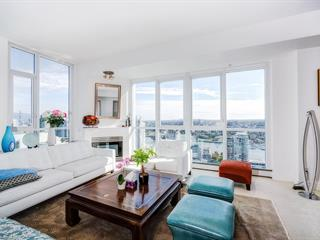 Apartment for sale in Yaletown, Vancouver, Vancouver West, 3203 388 Drake Street, 262431496 | Realtylink.org