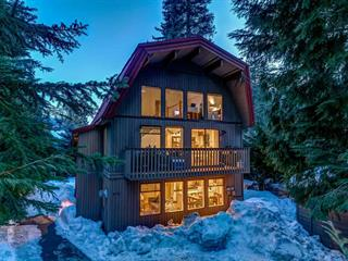 House for sale in Alpine Meadows, Whistler, Whistler, 8101 Camino Drive, 262463870 | Realtylink.org