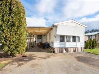 Manufactured Home for sale in Vedder S Watson-Promontory, Chilliwack, Sardis, 86 45640 Watson Road, 262457830   Realtylink.org
