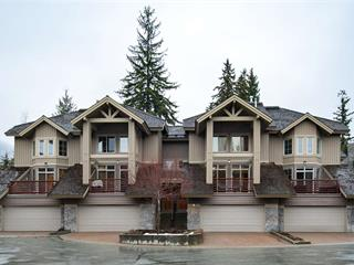 Townhouse for sale in Green Lake Estates, Whistler, Whistler, 38 8030 Nicklaus North Boulevard, 262467166 | Realtylink.org