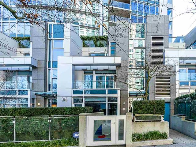 Townhouse for sale in Coal Harbour, Vancouver, Vancouver West, Th26 348 Jervis Mews, 262462197 | Realtylink.org