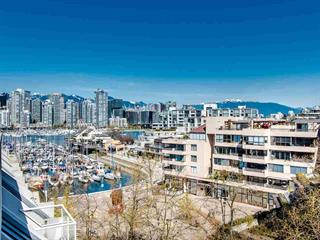 Townhouse for sale in False Creek, Vancouver, Vancouver West, 303 673 Market Hill, 262473024   Realtylink.org