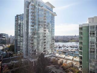 Apartment for sale in Yaletown, Vancouver, Vancouver West, 1207 193 Aquarius Mews, 262471408 | Realtylink.org