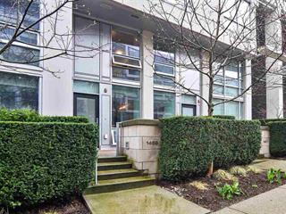 Townhouse for sale in Yaletown, Vancouver, Vancouver West, 1459 Howe Street, 262470032 | Realtylink.org
