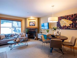Apartment for sale in Benchlands, Whistler, Whistler, 109 4749 Spearhead Drive, 262469612 | Realtylink.org