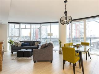 Apartment for sale in Yaletown, Vancouver, Vancouver West, 484 87 Nelson Street, 262470589 | Realtylink.org