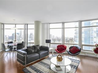 Apartment for sale in West End VW, Vancouver, Vancouver West, 2102 1200 Alberni Street, 262466369 | Realtylink.org